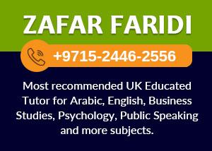 Zafar Faridi