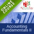 Accounting Fundamentals II