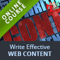 Write Effective Web Content