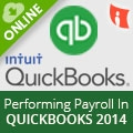 Performing Payroll In QuickBooks 2014