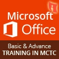 Ms Office Basic & Advance Training In MCTC