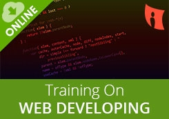 Online Training On Web Developing