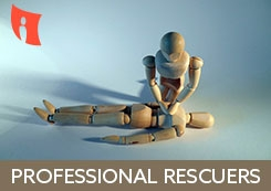 Exclusive Training On Professional Rescuers (meets Same Requirements As Aha Bls)