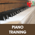Exclusive Classroom Training On Piano