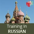 Exclusive Classroom Training In Russian Language For Beginner's Level Course.