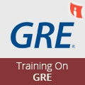 Individual Trainer for GRE all sections