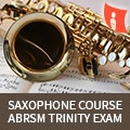 Saxophone course and ABRSM TRINITY exam preparation.
